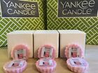 Set of 6 YANKEE CANDLE Tarts Wax Melts ~ You Choose Scent ~ NEW IN PLASTIC