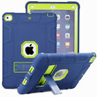 Heavy Duty Military Shockproof Armor Protection Case Cover For iPad Mini 123 4 5