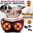 Pain Relax Pillow Cushion Massage Kneading Electric Neck Shoulder Foot Relax NL