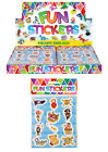 CHILDRENS PIRATE STICKER SHEETS PARTY BAG FILLERS FAVOURS BOYS GIRLS STICKERS