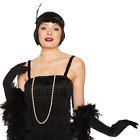 Ladies 1920s Flapper Costume 20s 30s Charleston Great Gatsby Fancy Dress Outfit