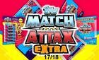 MATCH ATTAX EXTRA 17/18 100CLUB,HAT-TRICK HERO,LIMITED EDITION,CODE - USE BASKET