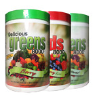 Delicious Greens / Reds  8000 Green Food Supplement - 100% Natural, 30 Servings $22.5 USD on eBay