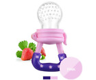 1Pc Infant Baby Silicone Feeding With Spoon Feeder Food Rice Cereal Bottle KY