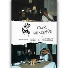 Custom Personalized Silk Poster Wall Decor ASAP Rocky and Tyler, the Creator