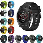 Quick Release Silicone Wrist Band Strap Bracelet For Garmin Fenix 5 5X 5S Watch