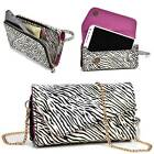 Wild Trim Protective Wallet Case Cover & Crossbody Clutch for Smart-Phones MUS13