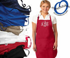 Personalized Apron  for mother embroidered grea tor chef,cook,baker, friend