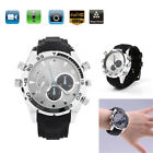 Wrist DV Waterproof Watch Spy Hidden Camera 1080P Video Night Vision 16GB/32GB
