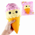 Squishy IceCream Cone Cream Cake 22cm Super Soft Slow Rising Collection Gift Lot