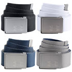 Under Armour Men's 2018 Reversible 2-in-1 Webbing Belt 2.0