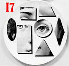 """Vintage Produce Piero Fornasetti Face Plates 8"""" Dinner Dishes Home/Wall Decorat"""
