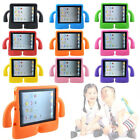 Kids EVA Foam Shockproof Handle Stand Case For Apple iPad Air 1st Gen / Air 2