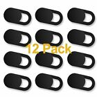 12x Webcam Cover 0.026in UltraThin Web Camera Cover for Laptops Macbook /Pro Lot