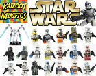Custom Star Wars Mini Figures Trooper Collection fits Lego £2.49 GBP