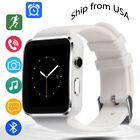 Luxury Smart Watch Unlocked Phone for Android Smartphones Men Women Best Gifts