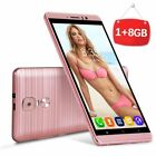 """6""""Inch Android 3G Smart mobile Phone 2SIM Smartphone Unlocked 8GB 13MP Quad Core"""