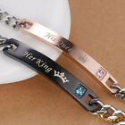 Valentines Gift for Him/Her/Boyfriend Girlfriend,Birthday Couple Lover Bracelet