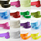 20 Mtr's Of 10mm Grosgrain Ribbon Hair Bow DIY Sewing Pick colour af