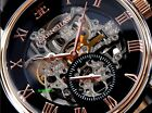Thomas Earnshaw Men's Westminster Collection Rose Gold IP Automatic Luxury Watch