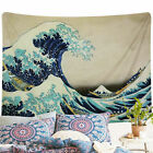 Kyпить US SHIP Tapestry Wall Hanging The Great Wave Off Kanagawa Pattern Home Decor на еВаy.соm