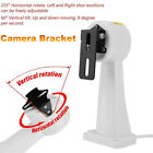 CCTV Camera Rotate Pan Tilt PTZ Bracket Electrical Mount Stand Support RS485 DVR