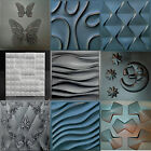 Plastic Press Mold NEW Production of 3d Panels Wall Stone Art Decor Tile Panels image
