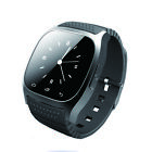 BDF M26 Bluetooth 4.2 Smart Watch Unlocked Watch Cell Phone Passometer Monitor