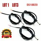 (QTY 1-100pcs) DS18B20 Temperature Sensor - Thermal Probe Thermometer 1m  LOT BP
