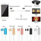 1080P 6FT lightning to HDMI TV Cable Adapter For Apple iPhone 5S 6S Plus 7S 8 X