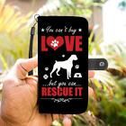 htc phones to buy - You Can't Buy Love But You Can Rescue It Phone Case Wallet Dog