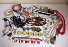 Collection Mixed Lot Vintage Costume Jewellery