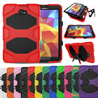 Hybrid Heavy Rubber Stand Tablet Case Cover For Samsung Galaxy Tab A 10.1 T580
