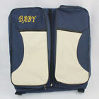 3 in1 Foldable Baby Travel Bag Infant Bed Crib Diaper Changing Portable Bassinet