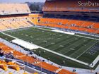 (2) Steelers vs Patriots Tickets Upper Level Under Cover!! (Hard Tickets)