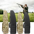 "100cm/39"" 120cm/47"" Gun Case Hunting Tactical Rifle Bag Carry Camouflage 2 Color"