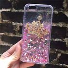 Bling Diamond Flowing Liquid Giltter Case Cover For For ZTE Blade Z Max / MAX XL