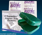 Aligner Kit with Retainer Brite Tablets ~ Case, Chewies & Outie Removal Tool