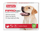 Beaphar Fiprotec Spot On Flea Treatment for Dogs - Kills and Prevents Fleas