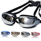 Kyпить New Pro Adult Waterproof Anti-Fog UV Protect Swim Swimming Goggles Glasses US KY на еВаy.соm
