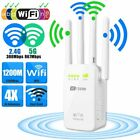 1200Mbps 5G Dual Band Wireless Range Extender WiFi Repeater Router 4 Antenna US