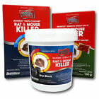 KNOCKOUT RAT & MOUSE KILLER POISON CONTROL TREATMENT - PASTA BLOCK OR WHEAT
