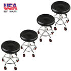 Beauty Adjustable Hydraulic Salon Spa Swivel Stool Chair Facial Massage Rolling