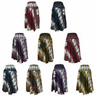 Ladies Cool & Comfortable Lightweight Hippy Hippie Casual Summer Festival Skirt