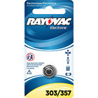 Rayovac Silver Oxide Watch Battery, Choose Size & Quantity, Post Free Europe
