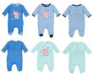 Official Babies Toddler Peppa Pig All-in-one Bodysuit Romper Newborn to 9 months