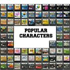 💚💛?? DS DSi DSLite XL 2DS 3DS - GAMES BASED ON POPULAR CHARACTERS -  20/05/18 $5.95 AUD on eBay