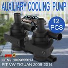 Auxiliary Cooling Water Pump For VW Tiguan Jetta Audi A3 Hot CE OEM1K0965561J