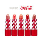 The Face Shop Coca Cola Lipstick 3.5g 5Kind +Free Sample $16.48  on eBay