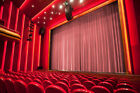 soundproof drapes - THEATER PANEL | COTTON VELVET CURTAIN SOUNDPROOF STAGE THEATRE DRAPE | BABY PINK